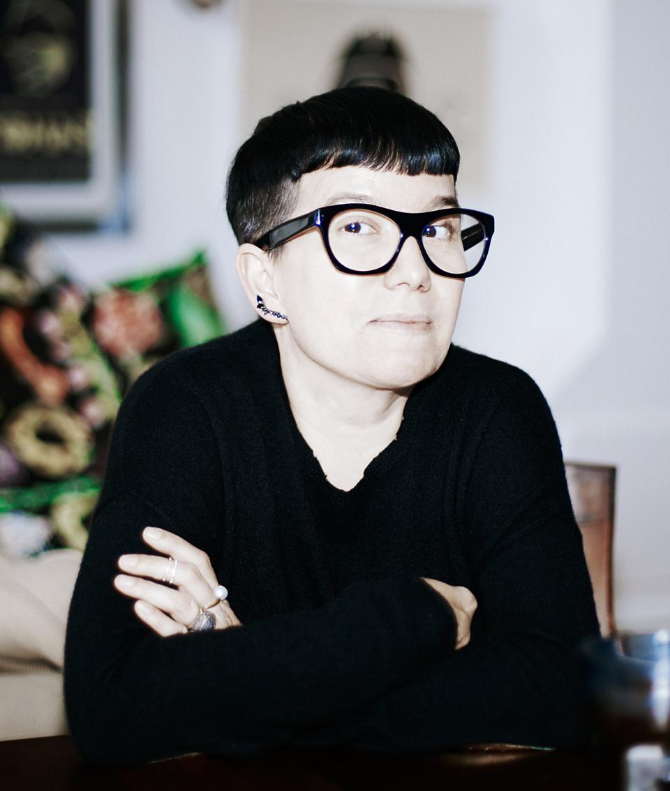 Valery Demure, founder of Objet d'Emotion gallery