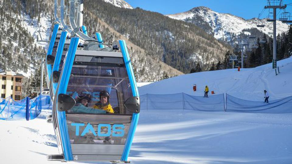 Taos Ski Valley is a leader in sustainabilty-focused outdoor recreation
