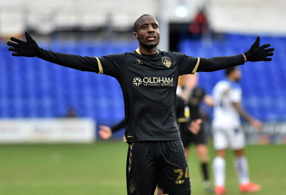 Tranmere Rovers v Oldham Athletic - Sky Bet League 2
