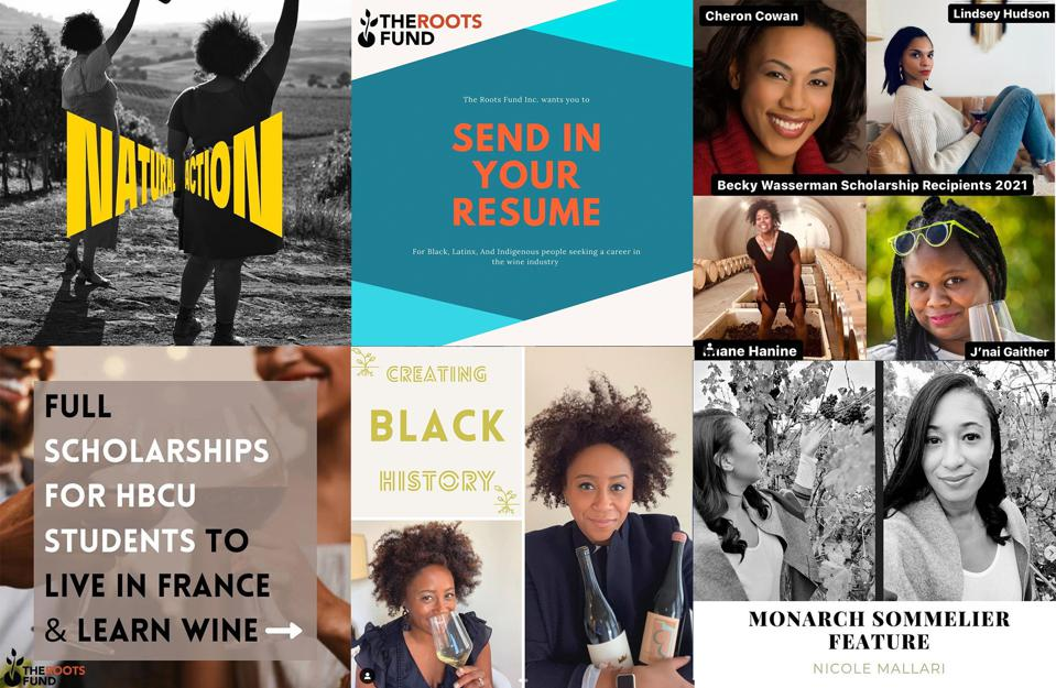Black Wine Professionals are seeing more opportunities in the wake of the #BLM movement