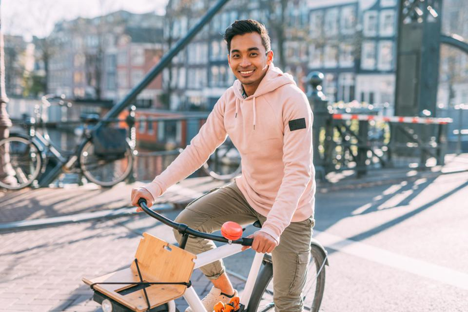Amsterdam healthiest city