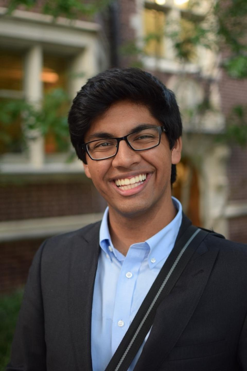 Chris Cherian, co-founder and CEO of Gatherly.