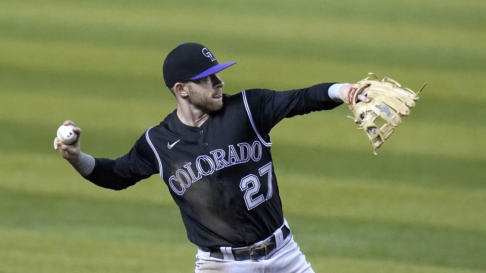 Rockies Diamondbacks Baseball