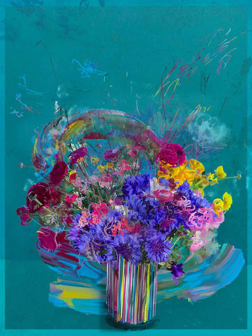 Petra Cortright is a participating artist in 10x10 on SuperRare