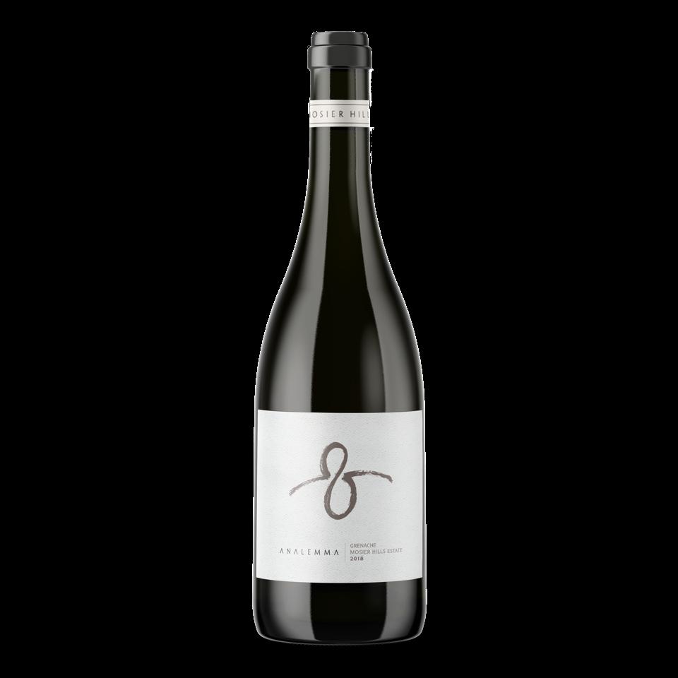 2018 Analemma Wines Mosier Hills Grenache