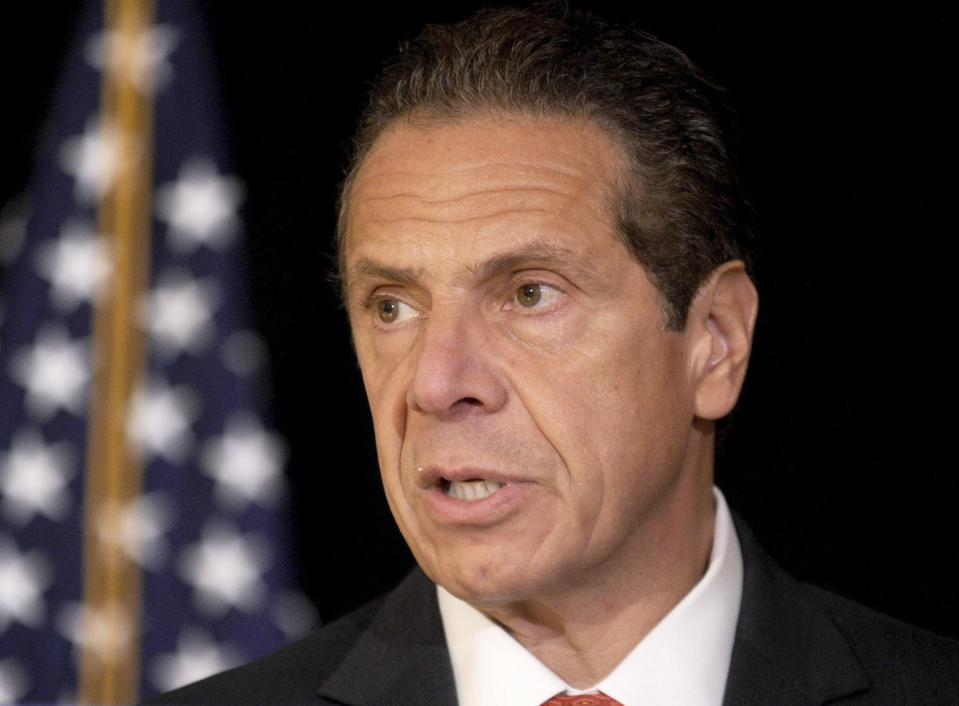 Second former aide accuses Andrew Cuomo of sexual misconduct