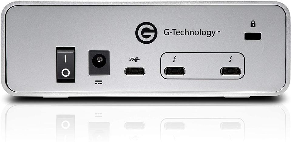 G-Technology 14TB drive
