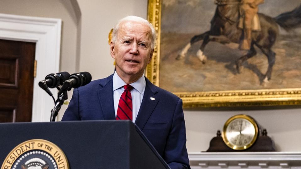 President Biden Address The Nation On His Coronavirus Relief Package