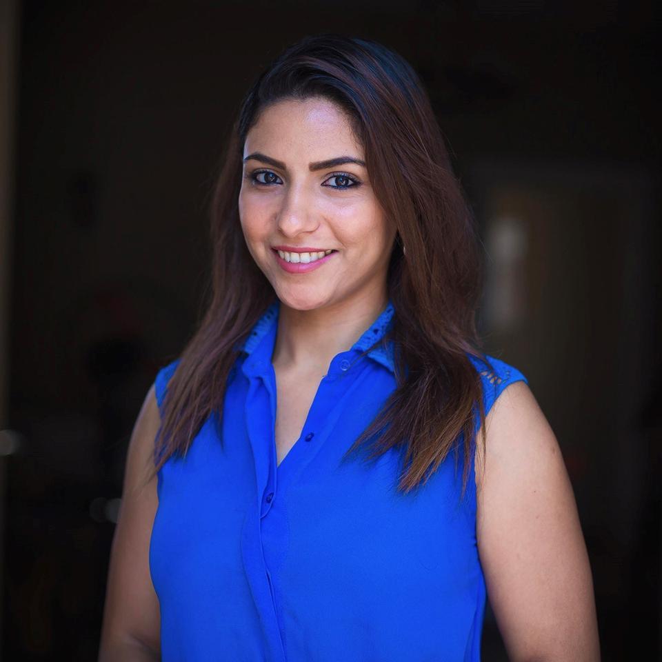 Solafa Magdy headshot