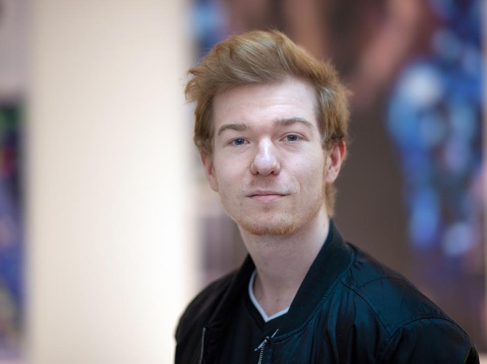 E-Sportsman Niclas Mouritzen
