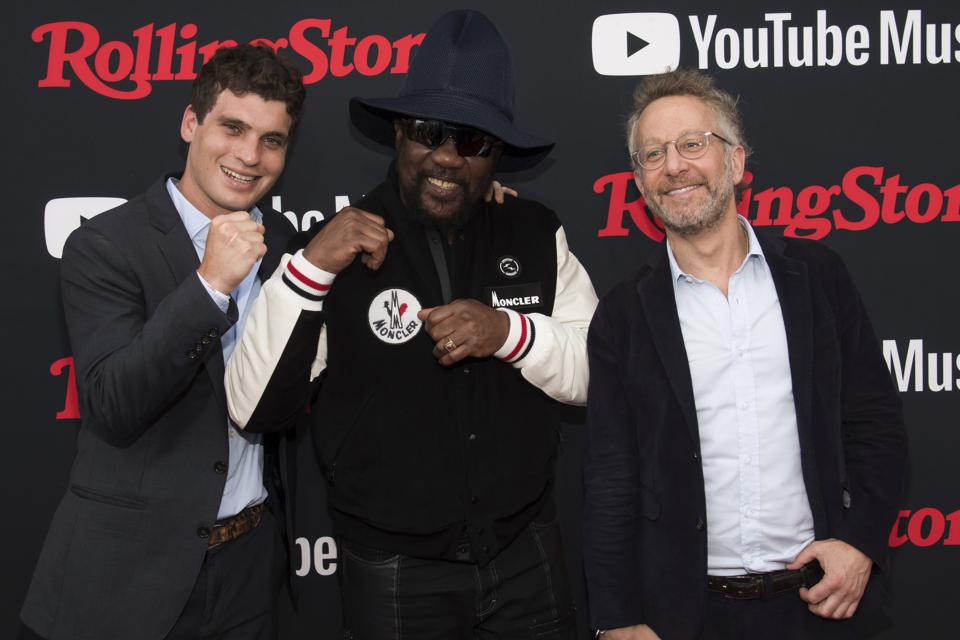 Rolling Stone increasingly is distributing its content on music and cultural through numerous digital outlets.