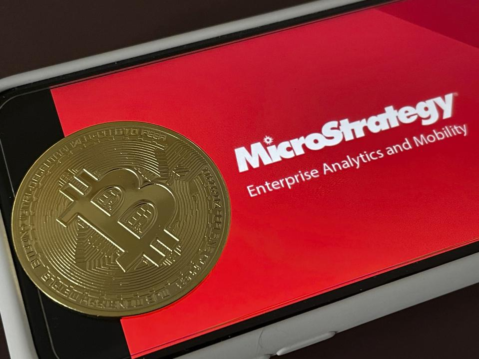 MicroStrategy now has more than $4 billion worth of bitcoin.