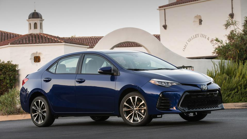 Looking for a good used car? 2018 Toyota Corolla was named both a Top Safety Pick by the Insurance Institute for Highway Safety and one of the most dependable three-year-old cars by JD Power.