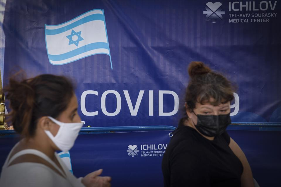 Foreign Nationals Next in Israeli Vaccination Drive