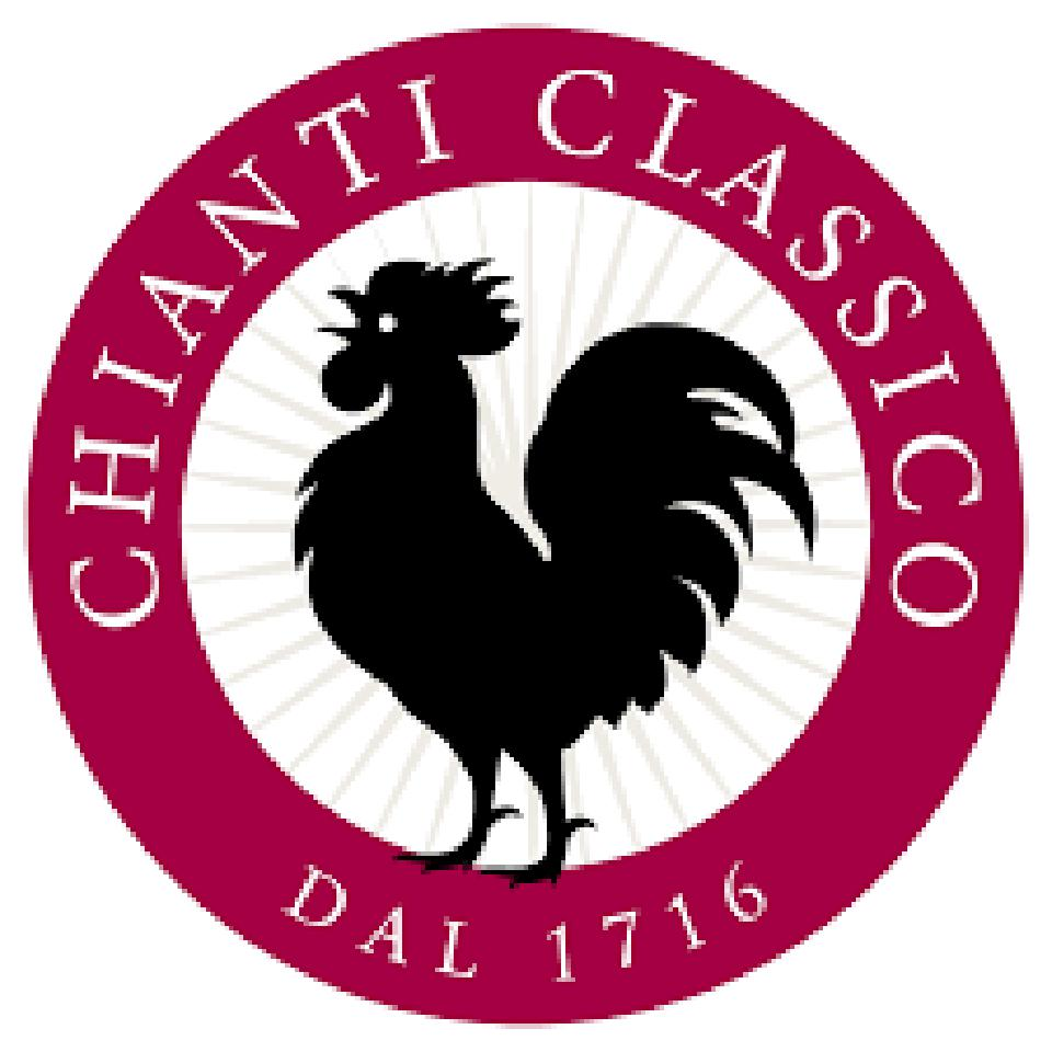 The Black Rooster signifies the quality wines of Chianti Classico