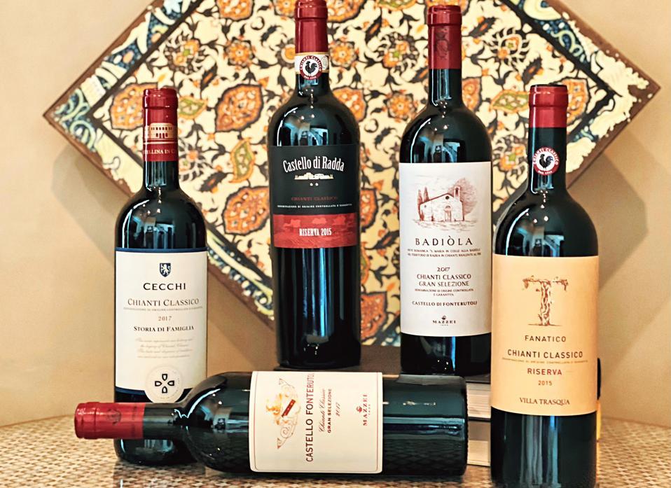 Chianti Classico DOCG wines
