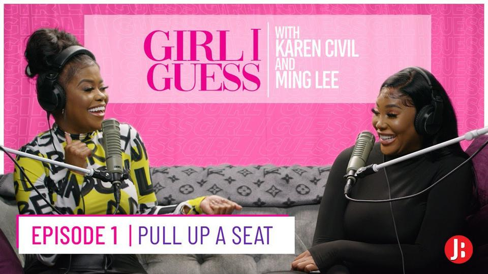 The ″Girl, I Guess″ Podcast