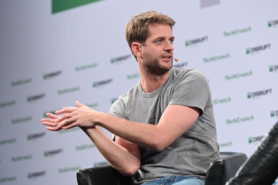 Klarna cofounder and CEO Sebastian Siemiatkowski