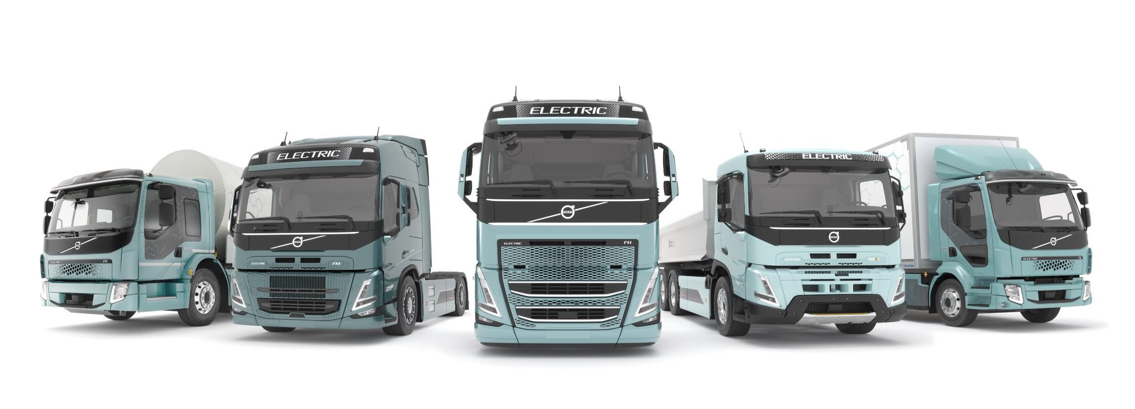 Volvo-Battery-Hydrogen-Trucks