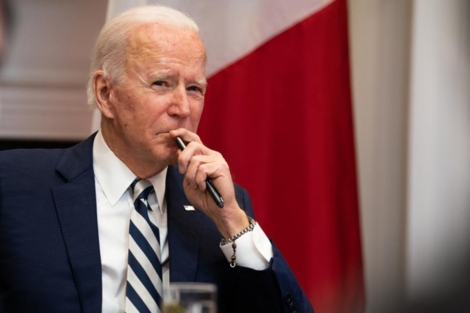 President Biden Meets Virtually With Mexican President Andrés Manuel López Obrador