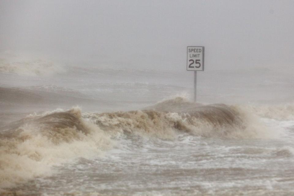 USA - Nature - Hurricane Isaac