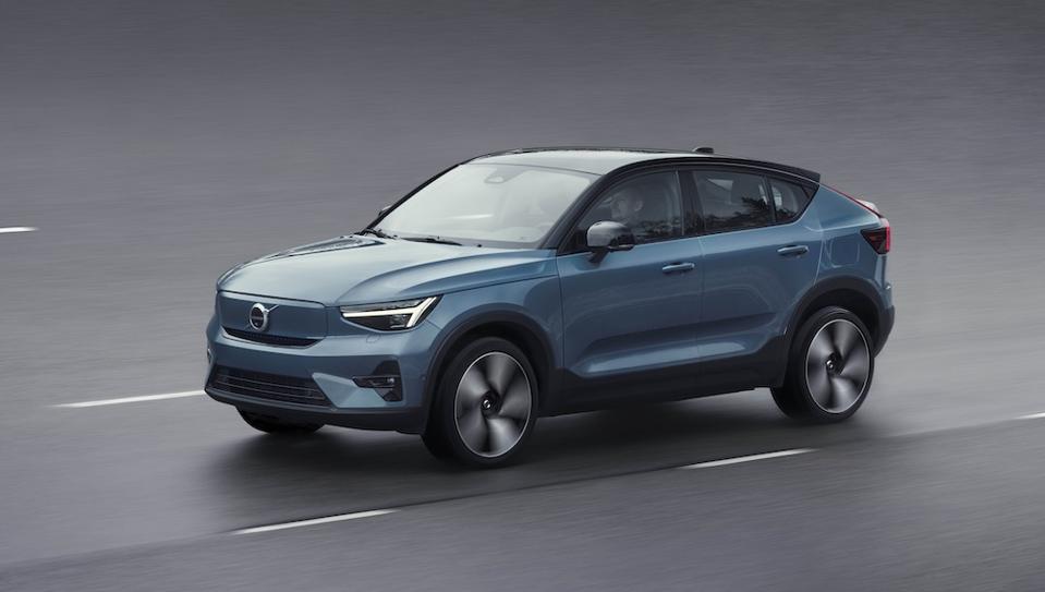2021 Volvo C40 Recharge