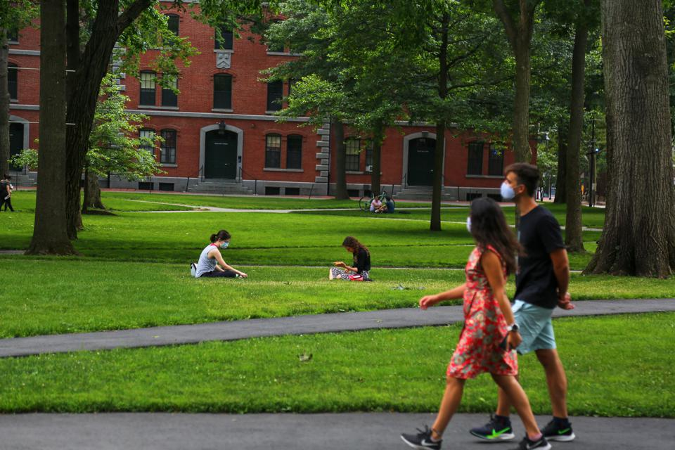 Harvard And MIT Sue Trump Administration