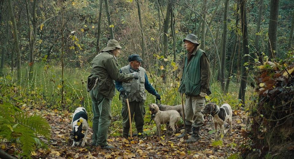 Scene from 'The Truffle Hunters.'