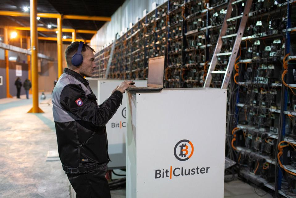 Bitcoin Mining is coming to the Arctic Circle