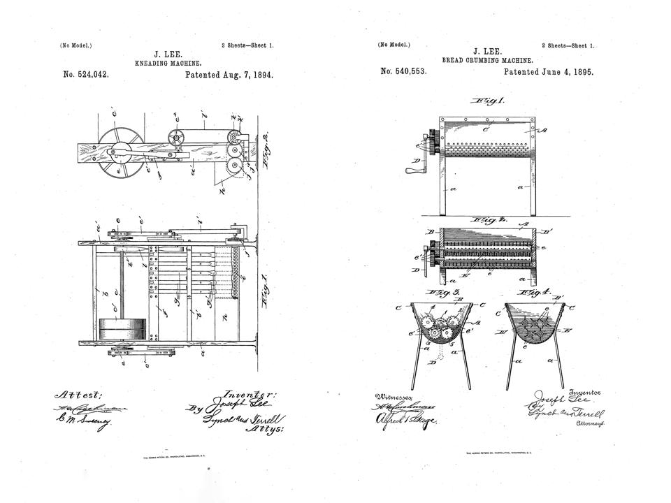 Joseph Lee Bread Machines
