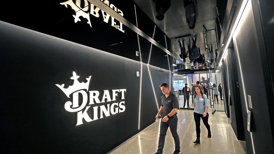 DraftKings Moves Into Its New Boston Office