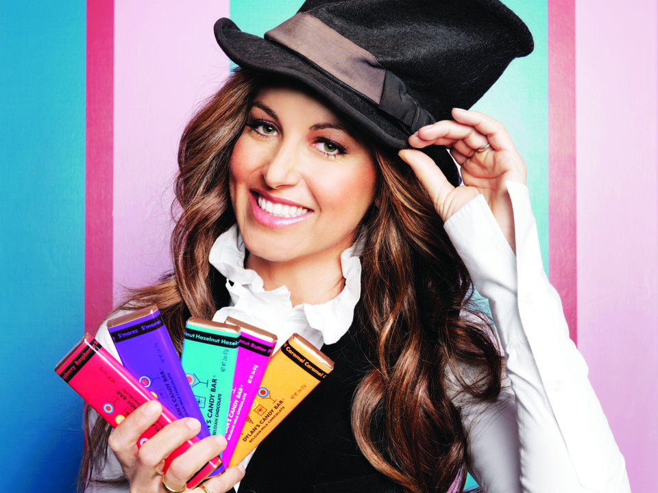 Dylan Lauren, founder and CEO of Dylan's Candy Bar.