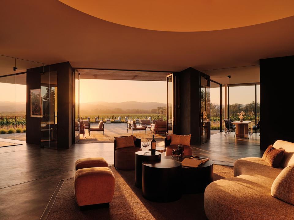 Aperture Estate Hospitality Center in Sonoma County, California