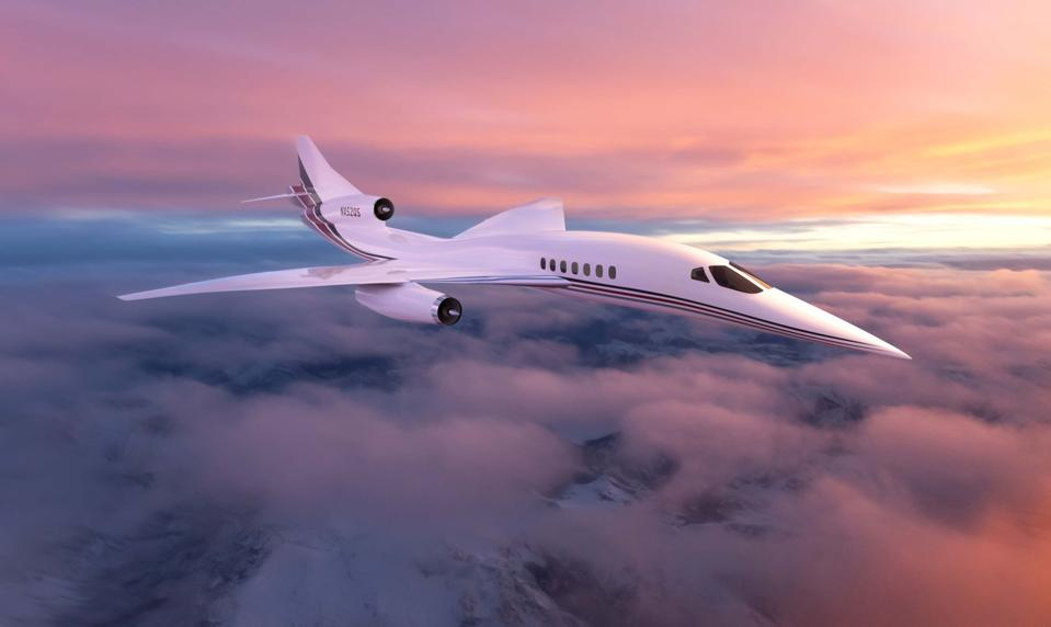 NetJets Aerion AS@