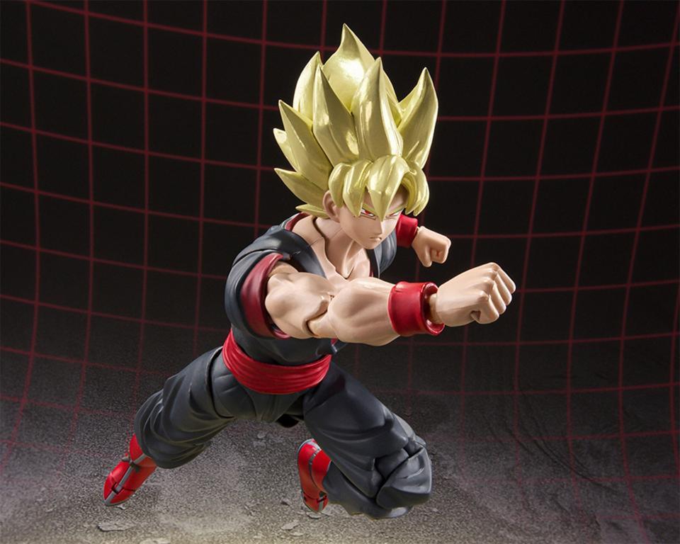 S.H.Figuarts Super Saiyan Son Goku Clone