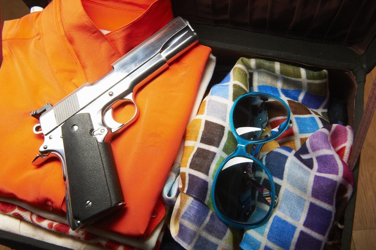 TSA spring break guns firearms