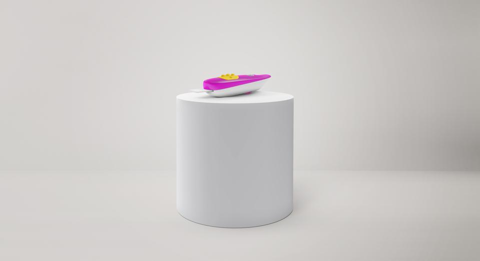 RNIB worked with Product Designer Josh Wasserman to create the prototype and prove accessible pregnancy tests are possible