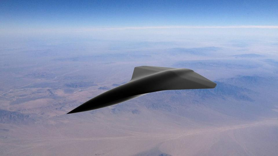 Stealth drone