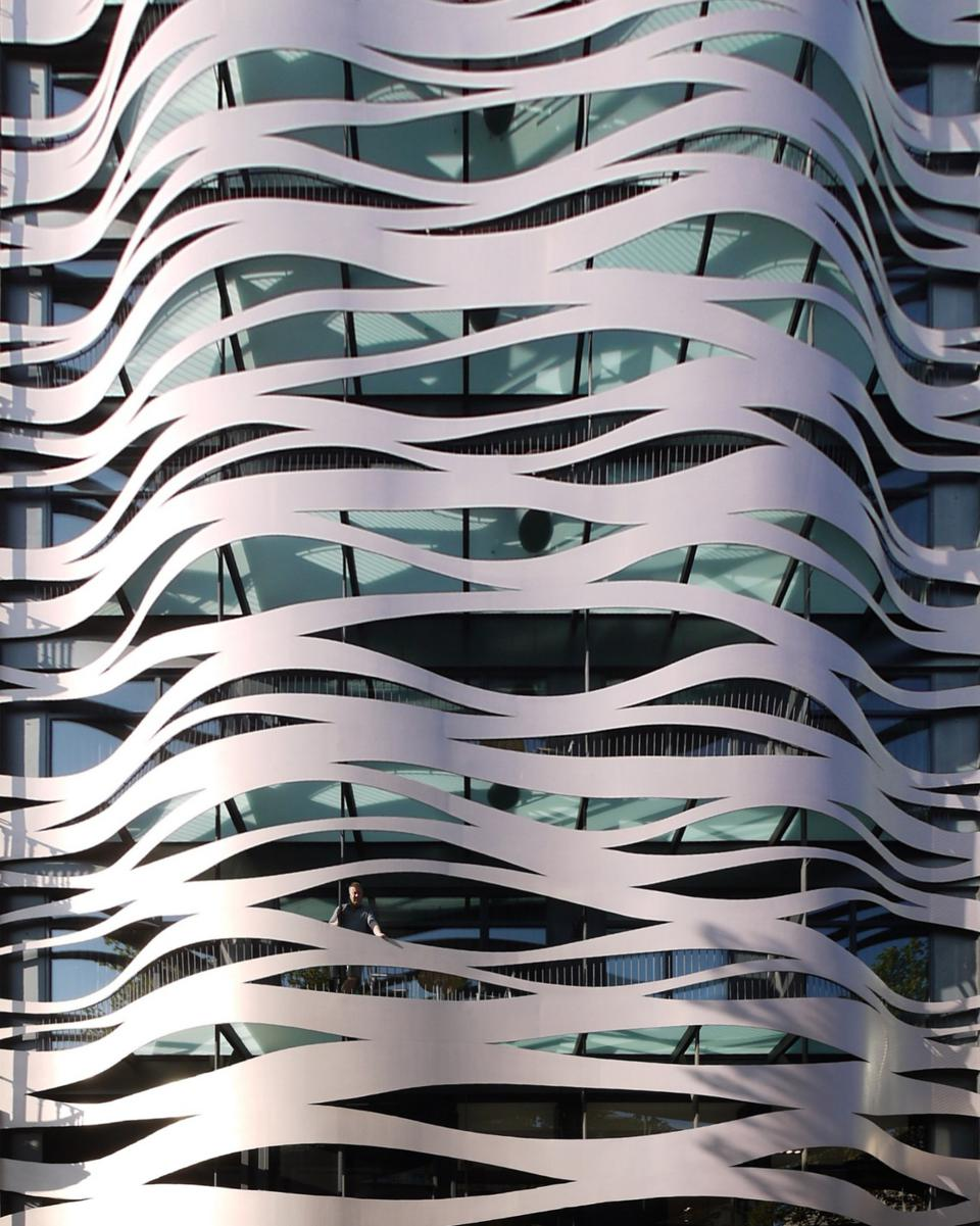 Suites Avenue Apartments by Toyo Ito Barcelona Spain