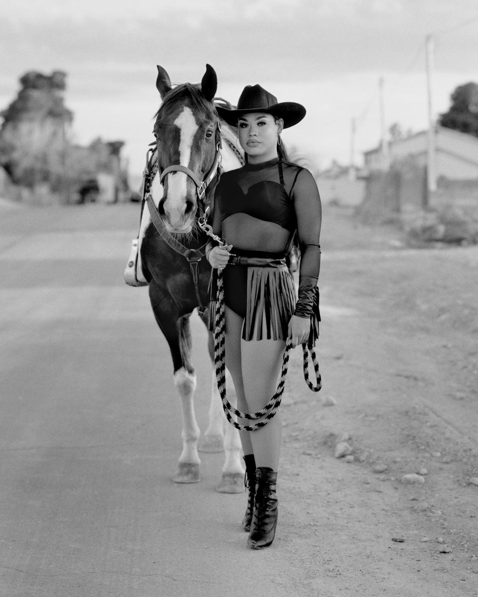 Sony World Photography Awards: Portrait of a drag queen cowboy