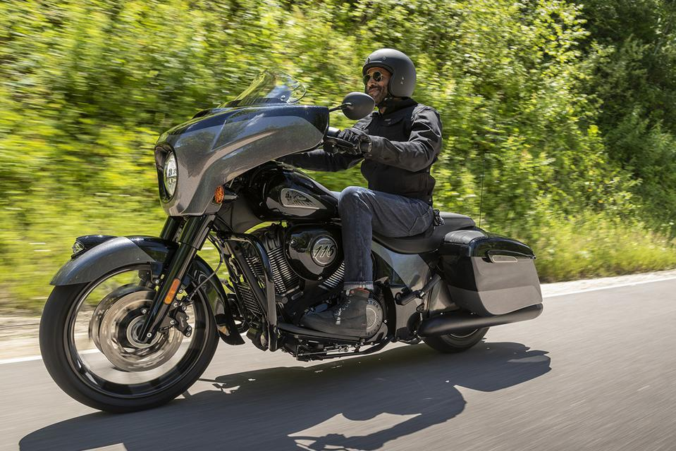 Indian Chieftain Elite touring motorcycle