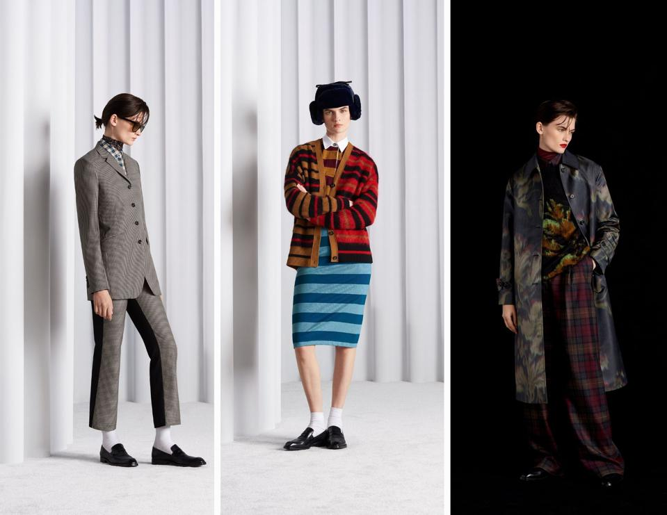 Paul Smith. Paris Fashion Week. Autumn Winter. Fashion. Womenswear.