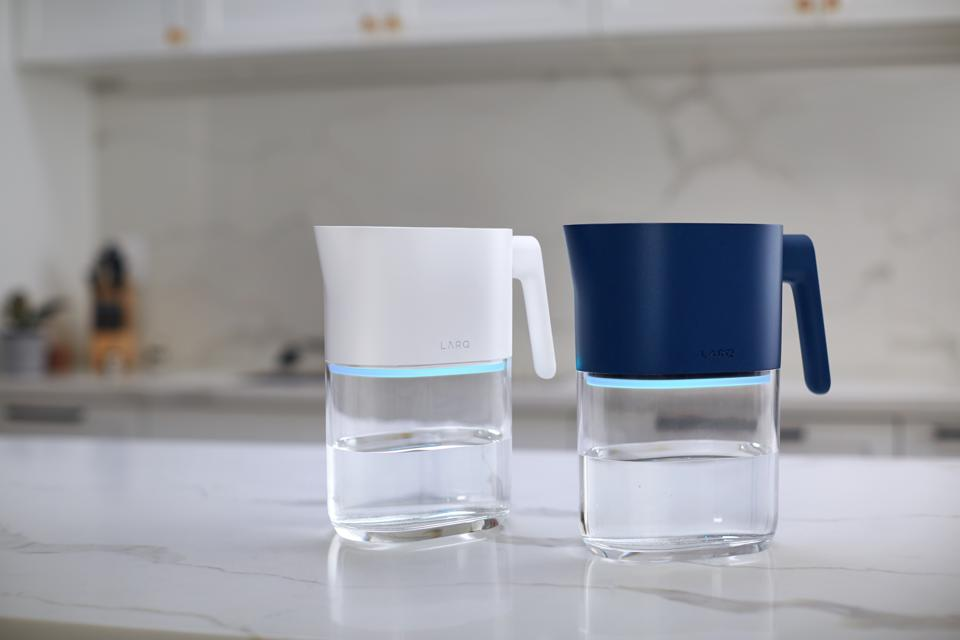 smart-home water pitcher