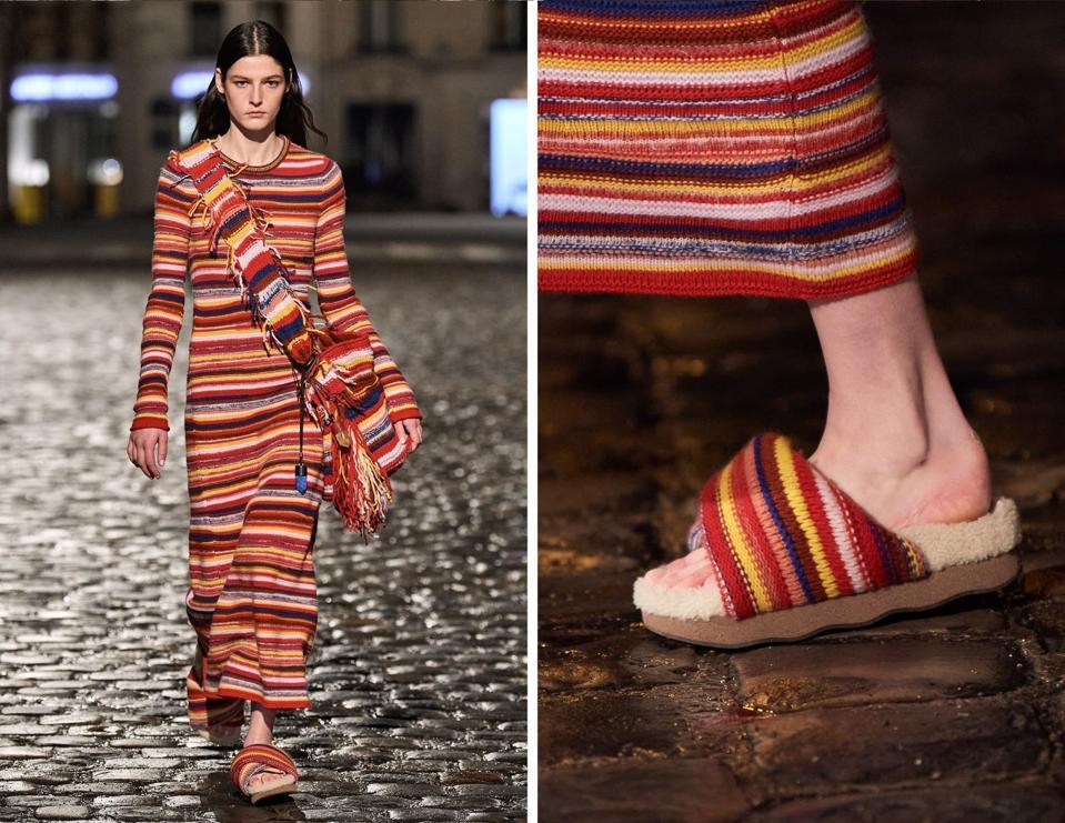 Chloé. Women's RTW. AS21. Paris Fashion Week.