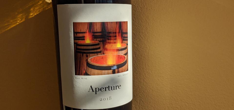 2018 Aperture Red Wine