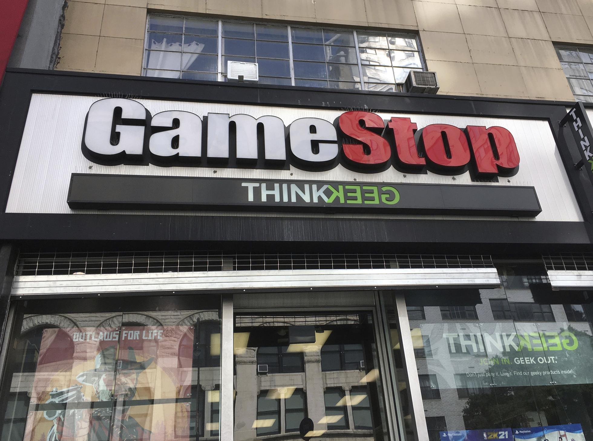 Redditors on the forum WallStreetBets forced a short squeeze on hedgefund Melvin Capital sending the price of the video game retailers stocks to nearly $350 a share.