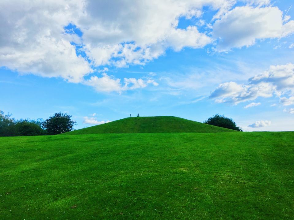 Microsoft hill's replica