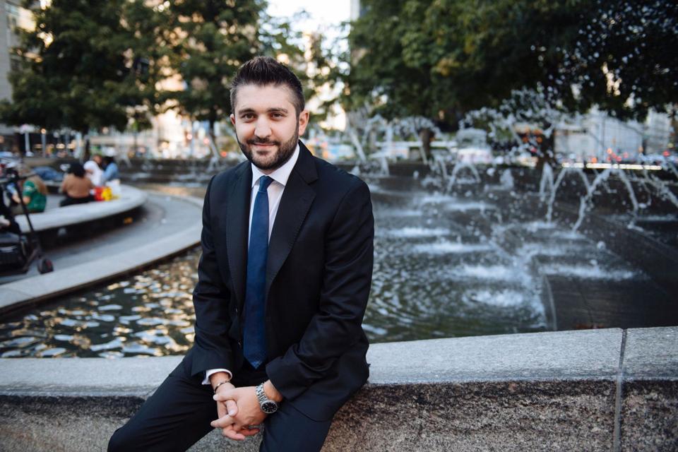 Picture of Liviu Tanase, CEO of ZeroBounce