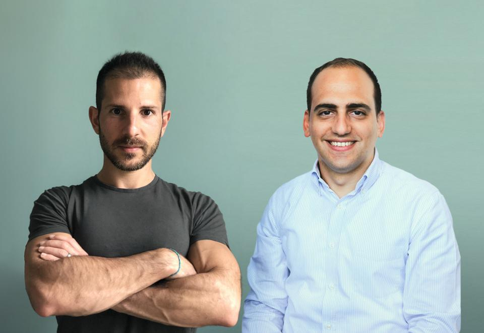 The founders of grocery delivery company Dija