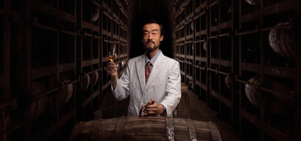 Jota Tanaka Japanese whisky single malt blend fuji gotemba